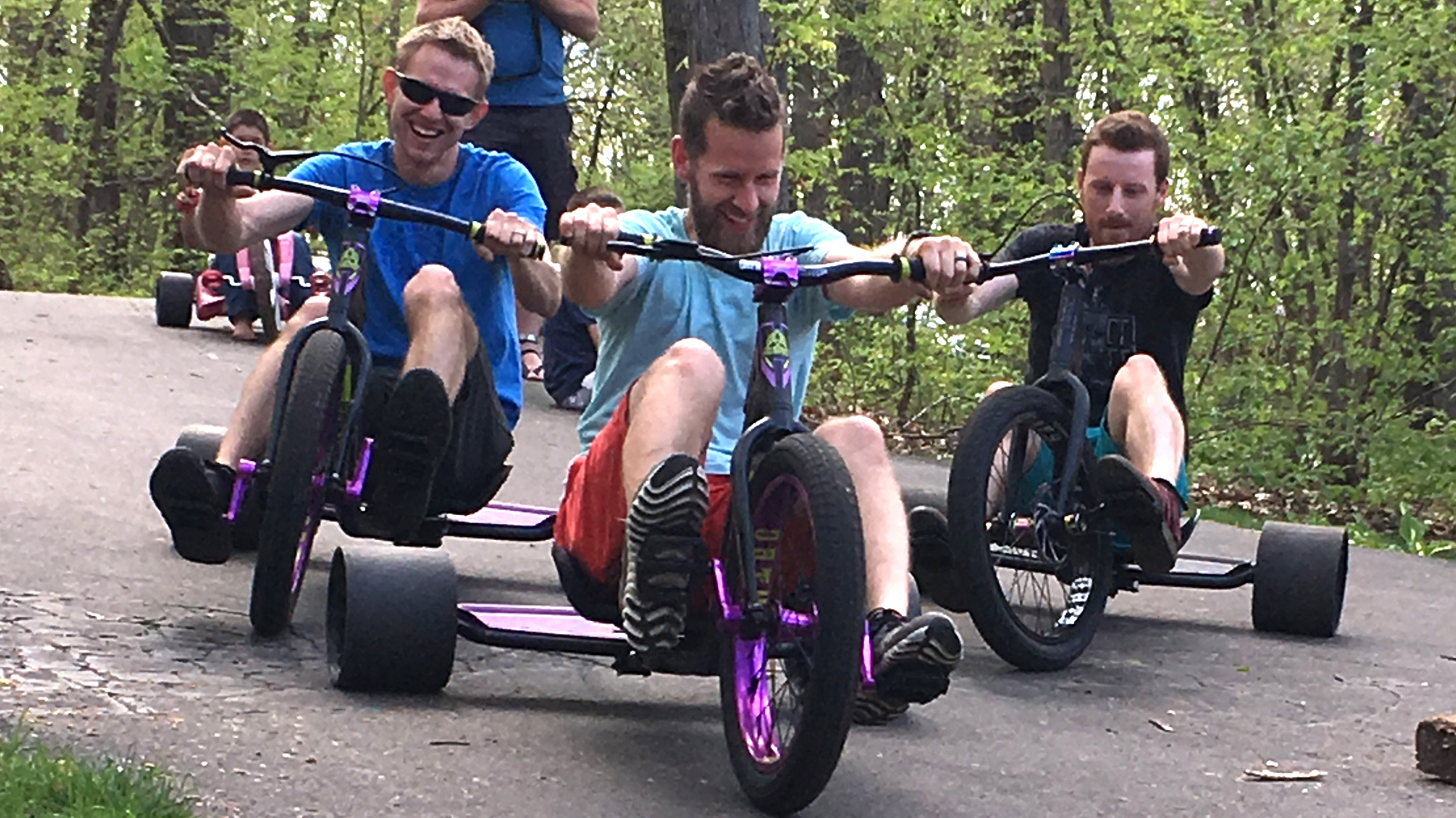 Drift Trikes | The College Agency
